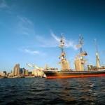 San Diego Sehenswürdigkeiten - San Diego Hafen
