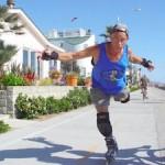 San Diego Sehenswürdigkeiten - Mission Beach Boardwalk