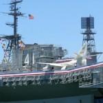 San Diego Sehenswürdigkeiten - USS Midway