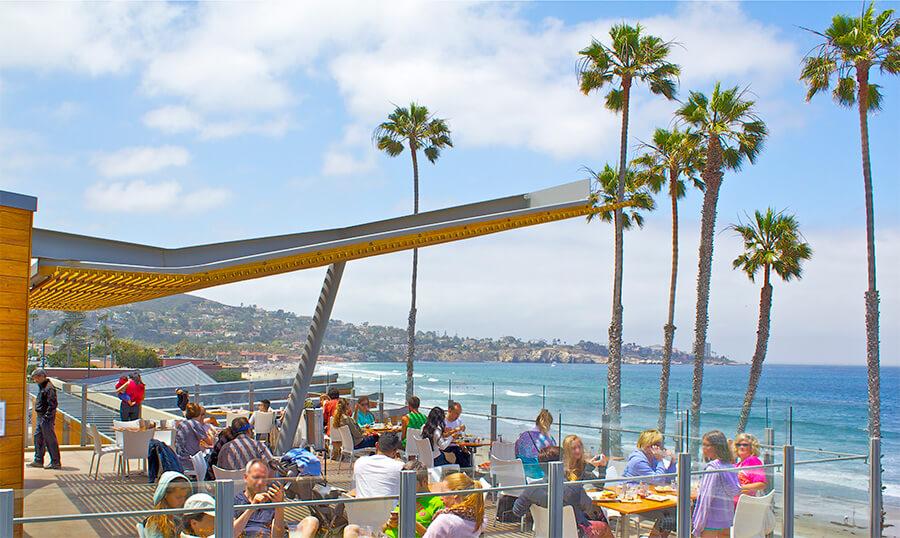 La Jolla Cafes San Diego