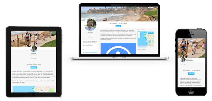 Dein interaktiver Reiseführer für San Diego!