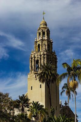 Balboa Park Bell Tower
