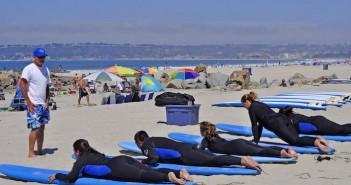 Surfen San Diego